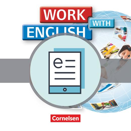Work with English - Schülerbuch als E-Book - A2/B1