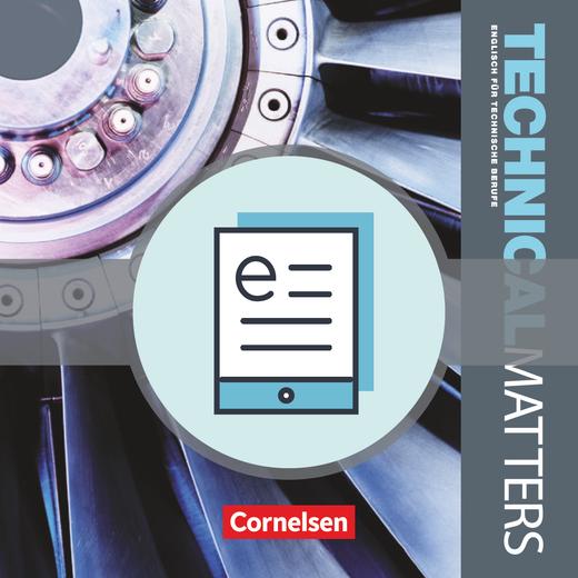 Technical Matters - Schülerbuch als E-Book - A2-B2