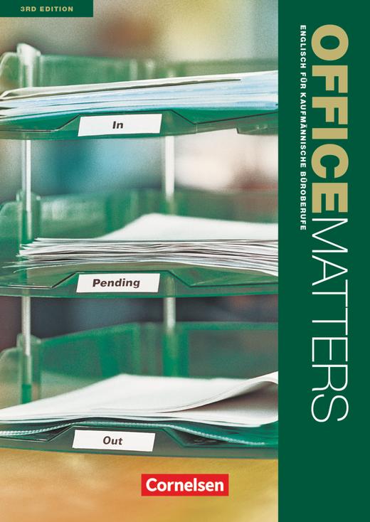Office Matters - Schülerbuch - A2/B1