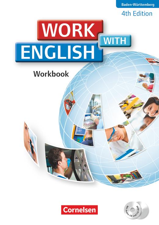Work with English - Workbook mit CD-Extra - A2/B1