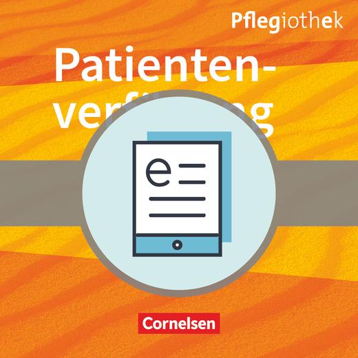 Pflegiothek - Patientenverfügung in der Pflege - Fachbuch als E-Book