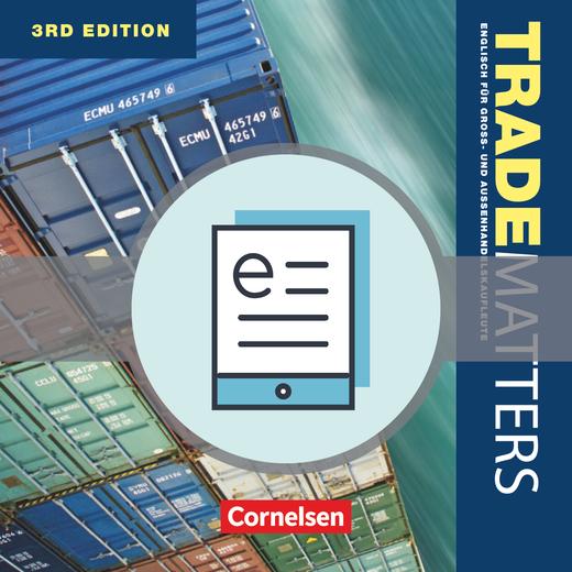 Trade Matters - Schülerbuch als E-Book - A2-B2