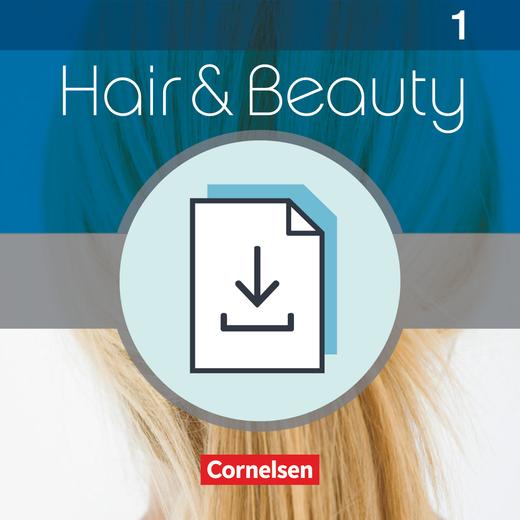 Hair & Beauty - Lösungen zum Arbeitsheft 1: Lernfelder 1-7 als Download