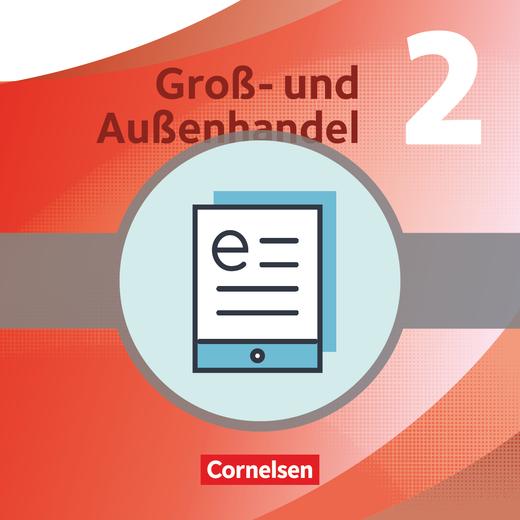 Groß- und Außenhandel - Schülerbuch als E-Book - Band 2