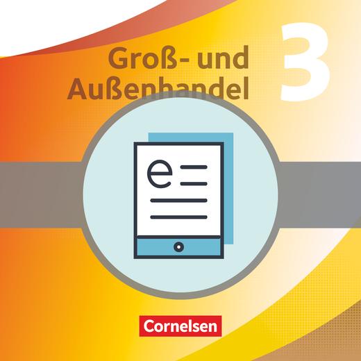 Groß- und Außenhandel - Schülerbuch als E-Book - Band 3