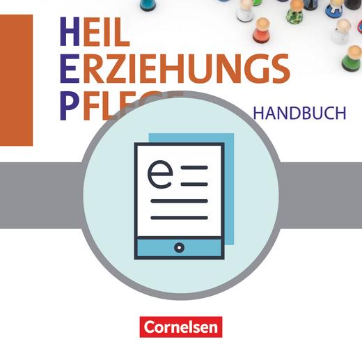 Heilerziehungspflege - Kernbegriffe und Konzepte - Handbuch als E-Book - Zu allen Bänden