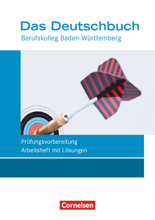 Das Deutschbuch - Berufskolleg - Prüfungsvorbereitung - Arbeitsheft mit Lösungen - 11./12. Schuljahr: Berufskolleg