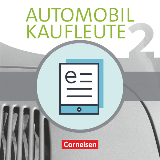 Automobilkaufleute - Fachkunde als E-Book - Band 2: Lernfelder 5-8