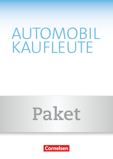 Automobilkaufleute - Neubearbeitung
