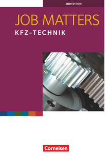 Job Matters - Kfz-Technik - Arbeitsheft - A2