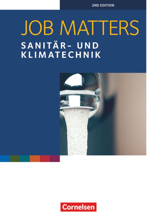 Job Matters - Sanitär- und Klimatechnik - Arbeitsheft - A2