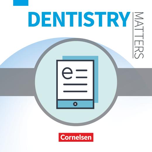 Dentistry Matters - Schülerbuch als E-Book - A2/B1
