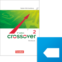 Crossover - Interaktives Workbook für mobile Endgeräte (mit scook-App) - B2/C1: Band 2 - 12./13. Schuljahr