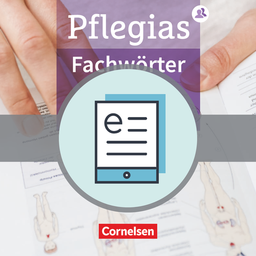 Pflegias - Fachwörterbuch als E-Book - Zu allen Bänden