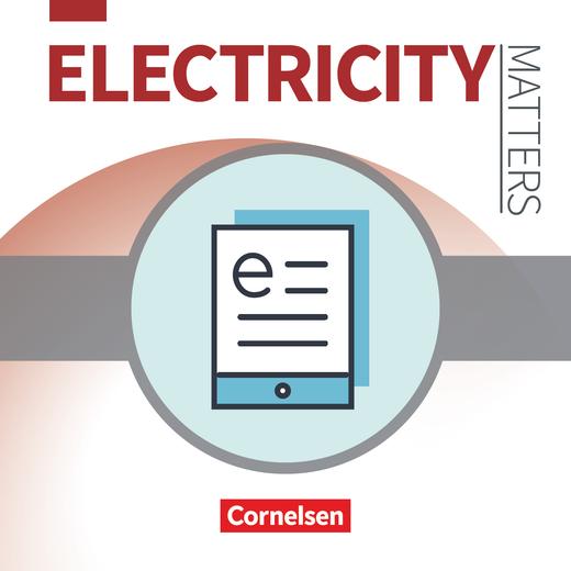 Matters Technik - Englisch für elektrotechnische Berufe - Schülerbuch als E-Book - A2-B2