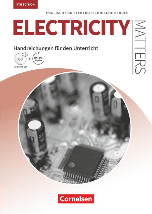 Matters Technik - Englisch für elektrotechnische Berufe - Handreichungen für den Unterricht mit MP3-CD und Zusatzmaterialien via Webcode - A2-B2