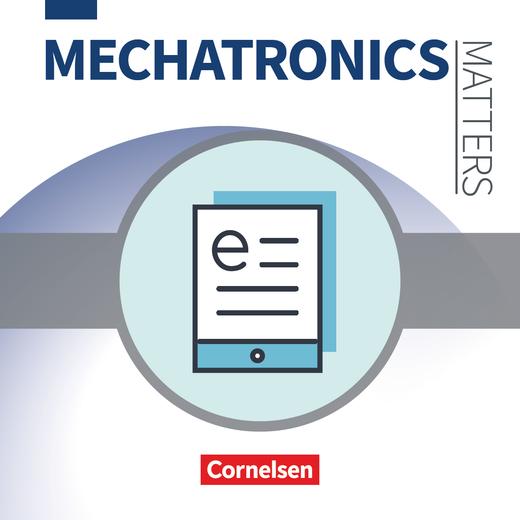 Matters Technik - Englisch für Mechatronik - Schülerbuch als E-Book - A2-B2