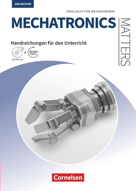 Matters Technik - Englisch für Mechatronik - Handreichungen für den Unterricht mit MP3-CD und Zusatzmaterialien via Webcode - A2-B2