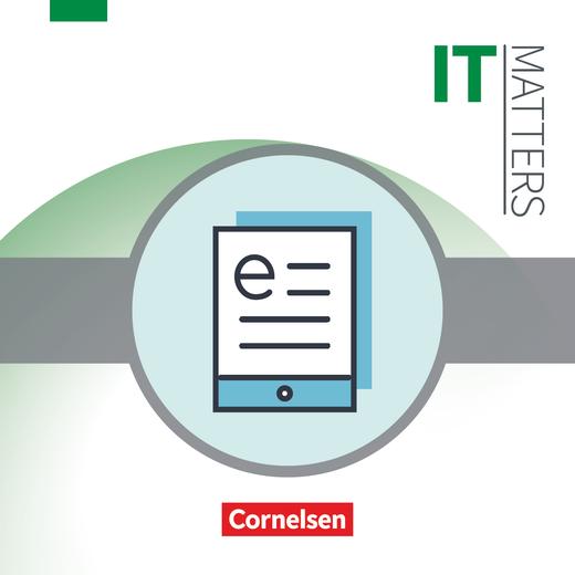 Matters Technik - Englisch für IT-Berufe - Schülerbuch als E-Book - B1/B2