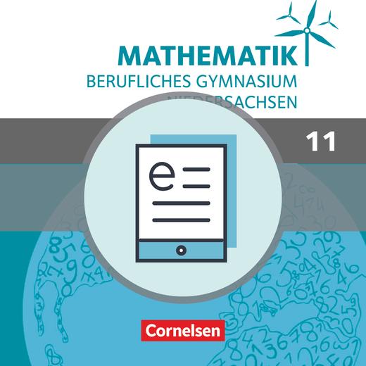 Mathematik - Berufliches Gymnasium - Schülerbuch als E-Book - Klasse 11 (Einführungsphase)