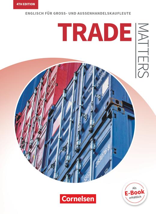 Matters Wirtschaft - Englisch für Groß- und Außenhandelskaufleute - Schülerbuch - A2-B2
