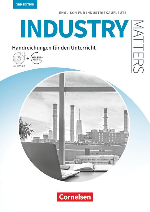 Matters Wirtschaft - Englisch für Industriekaufleute - Handreichungen für den Unterricht mit MP3-CD und Zusatzmaterialien via Webcode - A2-B2
