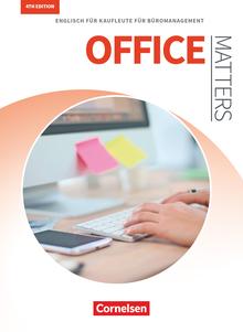 Matters Wirtschaft - Office Matters 4th edition