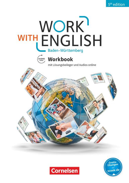 Work with English - Workbook - A2-B1+