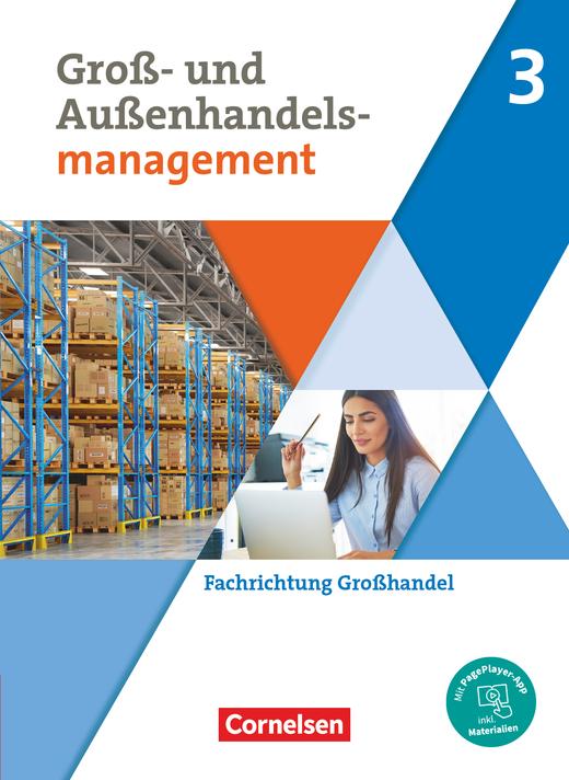 Groß- und Außenhandel - Fachrichtung Großhandel - Fachkunde - Band 3
