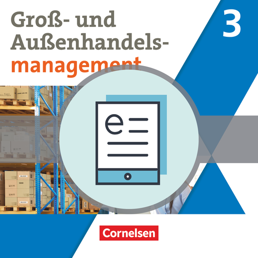 Groß- und Außenhandel - Fachrichtung Großhandel - Fachkunde als E-Book - Band 3
