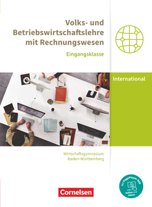 Wirtschaftsgymnasium Baden-Württemberg - Profil Internationale Wirtschaft - Neubearbeitung