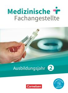 Medizinische Fachangestellte - Jahrgangsband - Schülerbuch - 2. Ausbildungsjahr