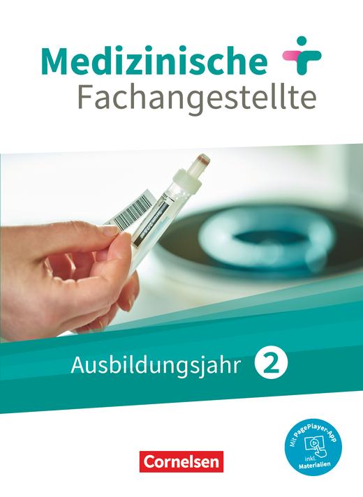 Medizinische Fachangestellte - Jahrgangsband - Schülerbuch als E-Book - 2. Ausbildungsjahr
