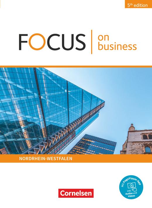 Focus on Business - Schülerbuch - B1/B2