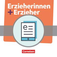Erzieherinnen + Erzieher - Professionelles Handeln im sozialpädagogischen Berufsfeld - Fachbuch als E-Book - Band 2
