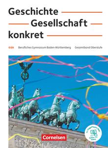 Geschichte, Gesellschaft, konkret - Schülerbuch als E-Book - 11.-13. Schuljahr