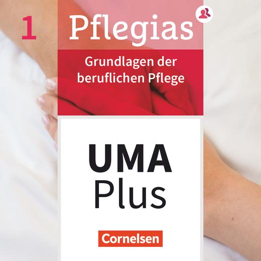 Pflegias - Grundlagen der beruflichen Pflege - Pflegefachfrauen/-männer - Unterrichtsmanager Plus - mit Download für Offline-Nutzung - Band 1