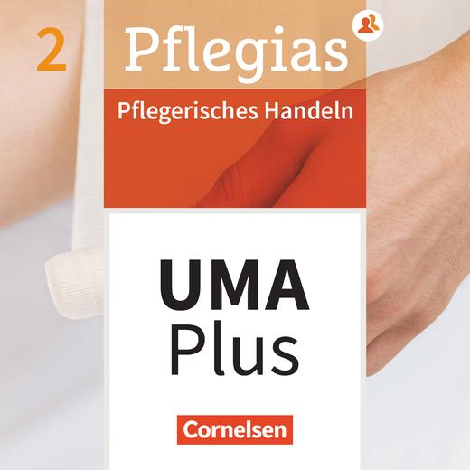 Pflegias - Pflegerisches Handeln - Pflegefachfrauen/-männer - Unterrichtsmanager Plus - mit Download für Offline-Nutzung - Band 2