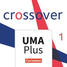 Crossover - Unterrichtsmanager Plus - mit Download für Offline-Nutzung - Band 1 - Jahrgangsstufe 11