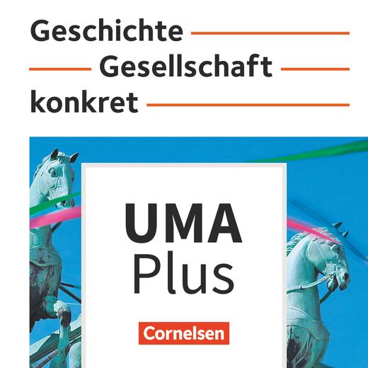 Geschichte, Gesellschaft, konkret - Unterrichtsmanager Plus online - 11.-13. Schuljahr