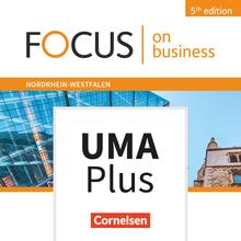 Focus on Business - Unterrichtsmanager Plus - mit Download für Offline-Nutzung - B1/B2