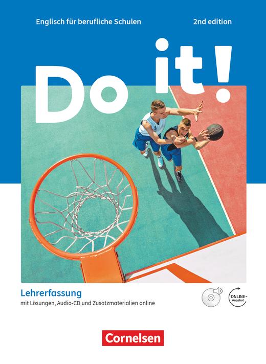Do it! - Schülerbuch - Lehrerfassung - A1/A2