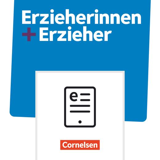 Erzieherinnen + Erzieher - Kernbegriffe und Konzepte - Handbuch als E-Book - Zu allen Bänden