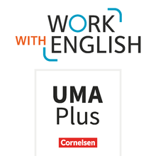 Work with English - Unterrichtsmanager Plus online - A2-B1+
