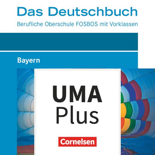 Das Deutschbuch - Berufliche Oberschule (FOS/BOS) - Unterrichtsmanager Plus online (Demo 90 Tage) - 11.-13. Jahrgangsstufe