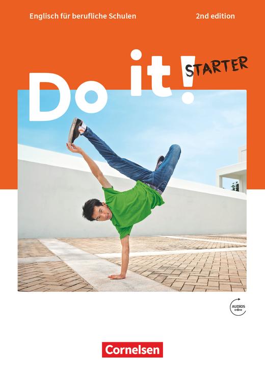 Do it! - Schülerbuch mit integriertem Workbook - Starter