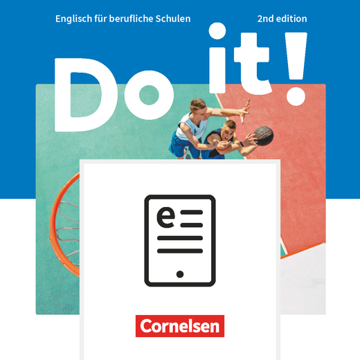 Do it! - Schülerbuch als E-Book - A1/A2