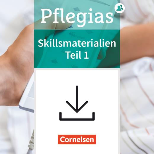 Pflegias - Skillsmaterialien Teil 1 - Kopiervorlagen als Download - Zu allen Bänden