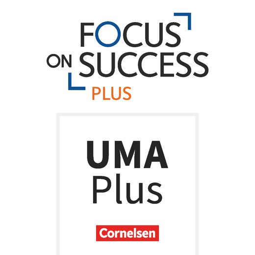 Focus on Success PLUS - Unterrichtsmanager Plus - mit Download für Offline-Nutzung - B1/B2: 11./12. Jahrgangsstufe
