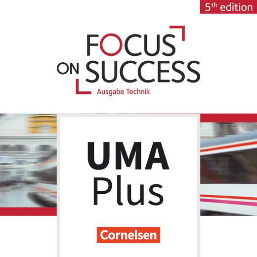 Focus on Success - 5th Edition - Unterrichtsmanager Plus - mit Download für Offline-Nutzung - B1/B2